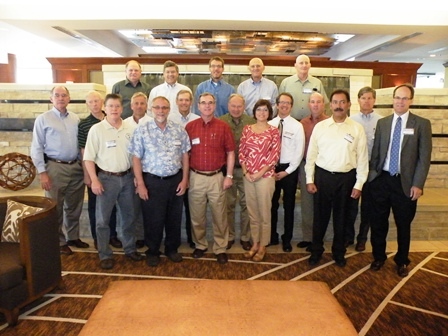 AWSE 2012 Fall Conference Group Photo